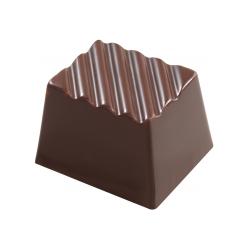 Blocs de chocolat au lait et feuillantine