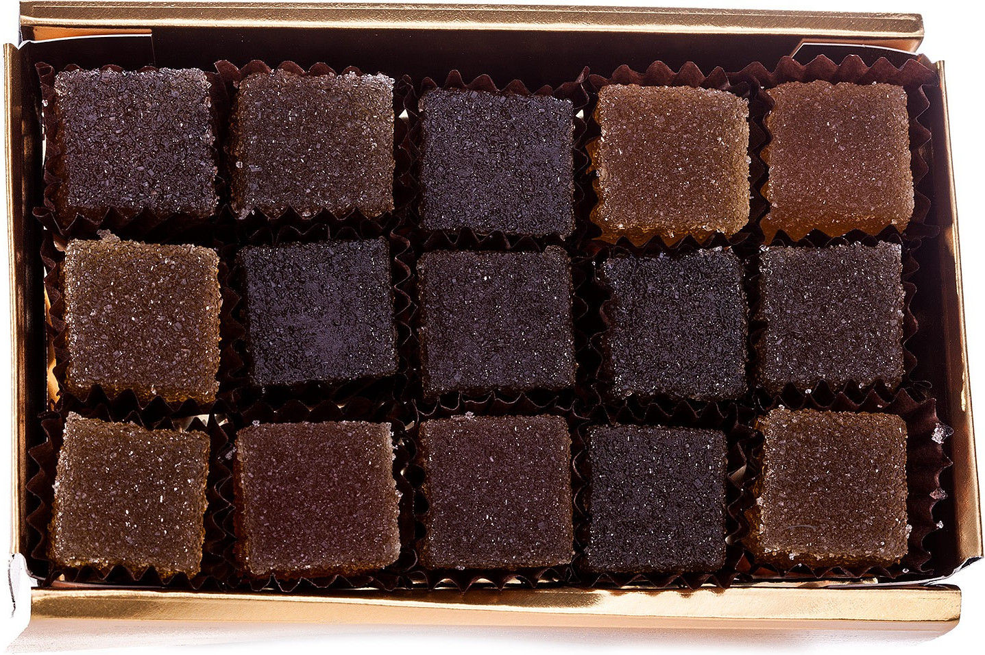 BALLOTIN BOX OF MARRONS GLACÉS 500 KG