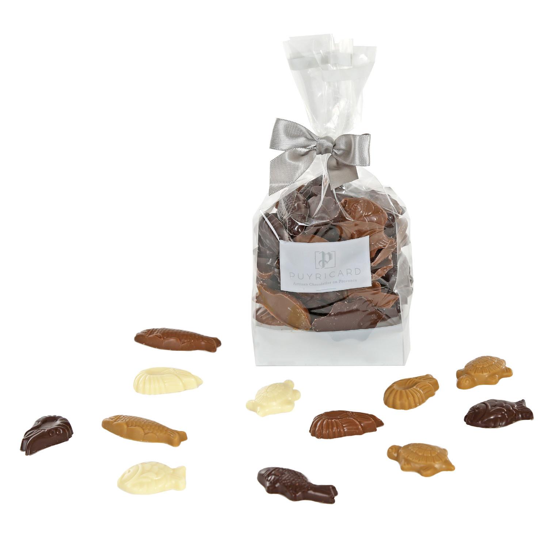 TABLETTE DE CHOCOLAT NOIR 55% PASSION  PURE ORIGINE BRÉSIL