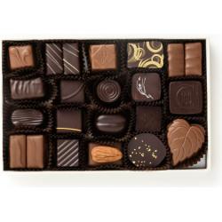 Abonnement Lettre gourmande 200g de Chocolats