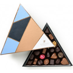 Coffret Transamerica, Etats-Unis 520g chocolats