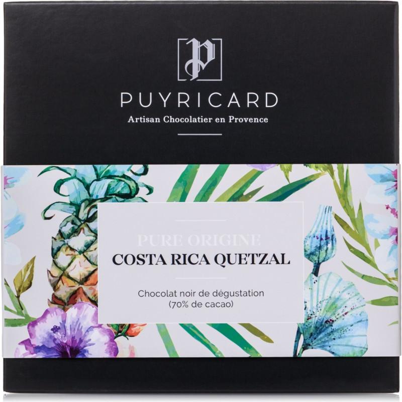 Pure Origin Costa Rica 70% Dark Chocolate bar