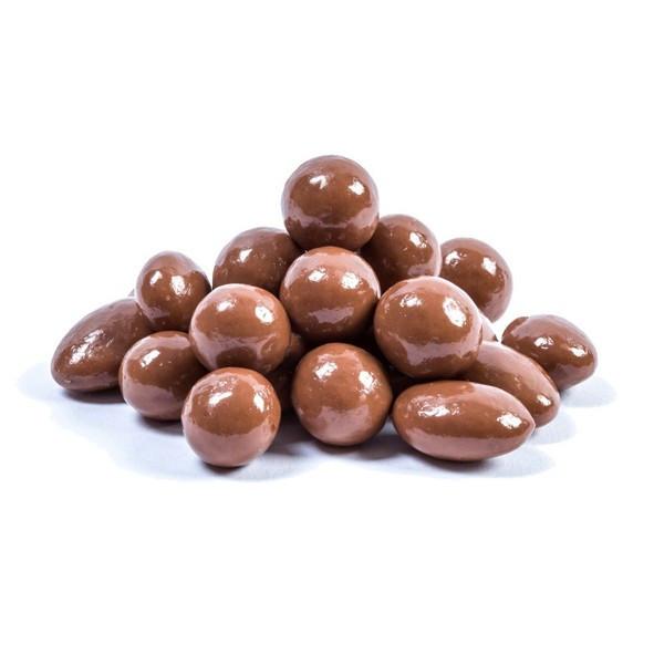 Ballotin Marrons Glacés enrobés chocolat noir 500g