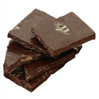 Boîte Carrée Fluo 260g de chocolats