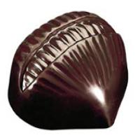 Boîte Carrée Fluo 350g de chocolats