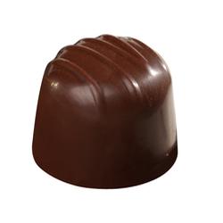 FLUO SQUARE BOX OF CHOCOLATES 450 G