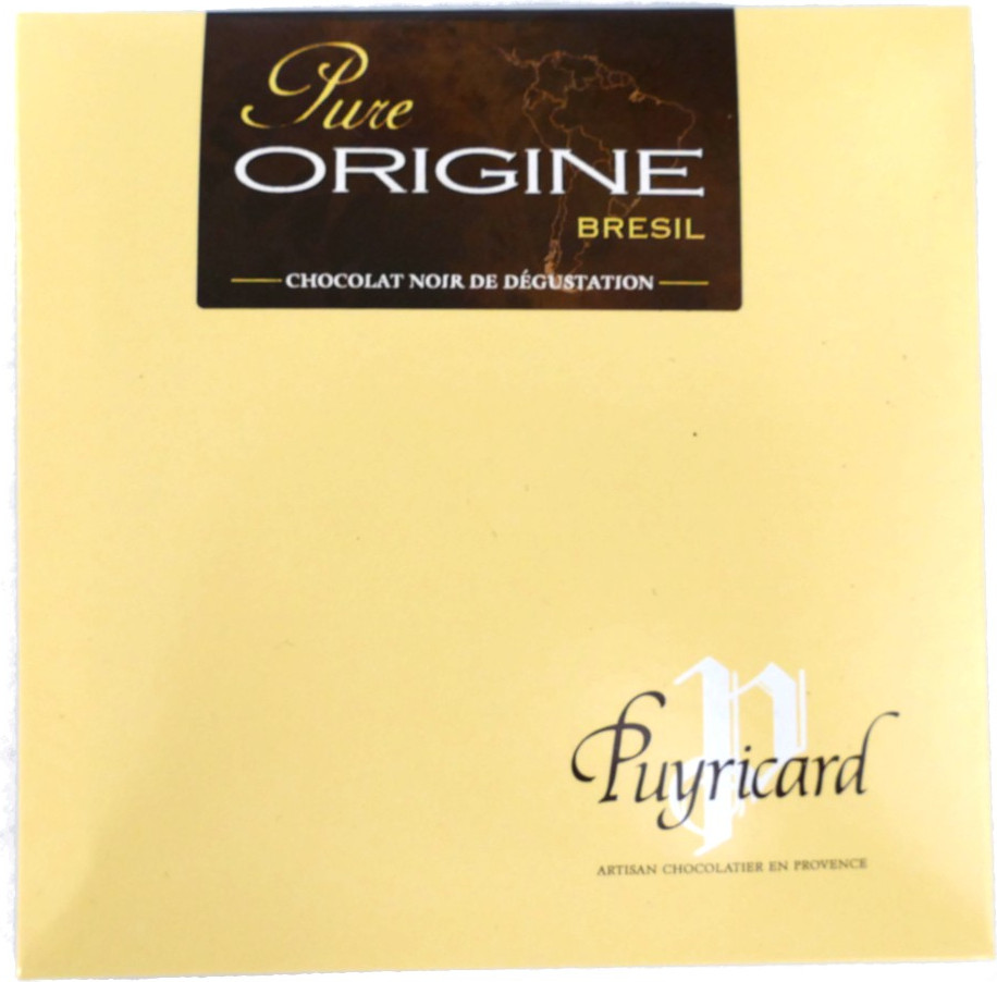 Masque Vénitien en chocolat