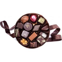 Boîte Chapeau 400g de chocolats