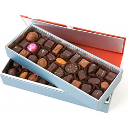 Coffret Bellegarde 600g de chocolats