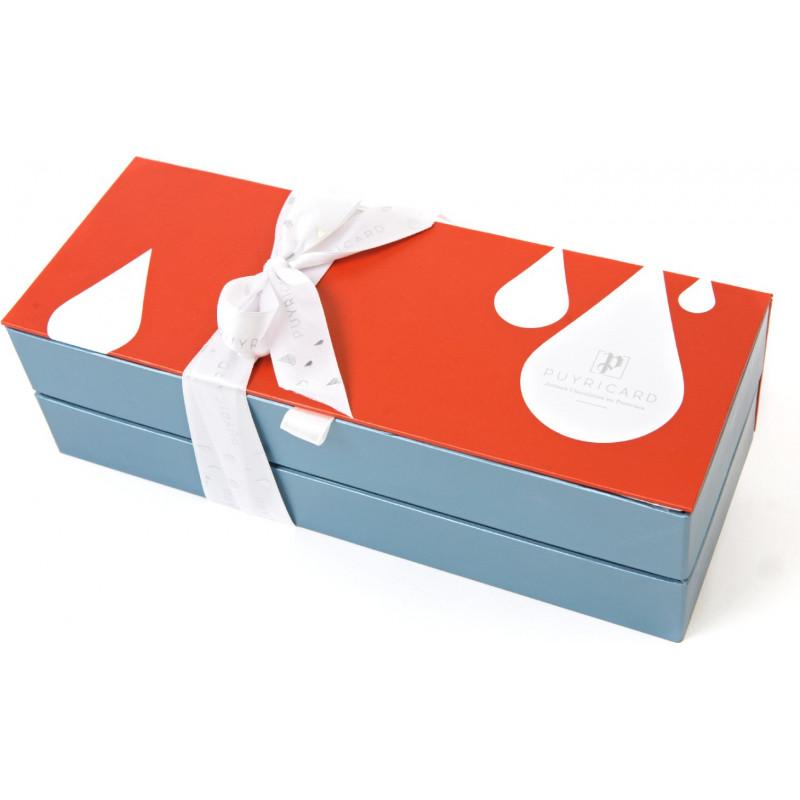 Gift Box Rotonde 400g of chocolates