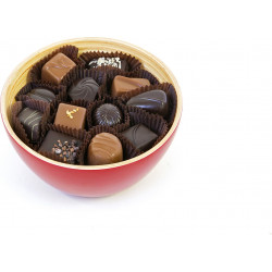 Collection Bambou - Coupelle 180g de chocolats