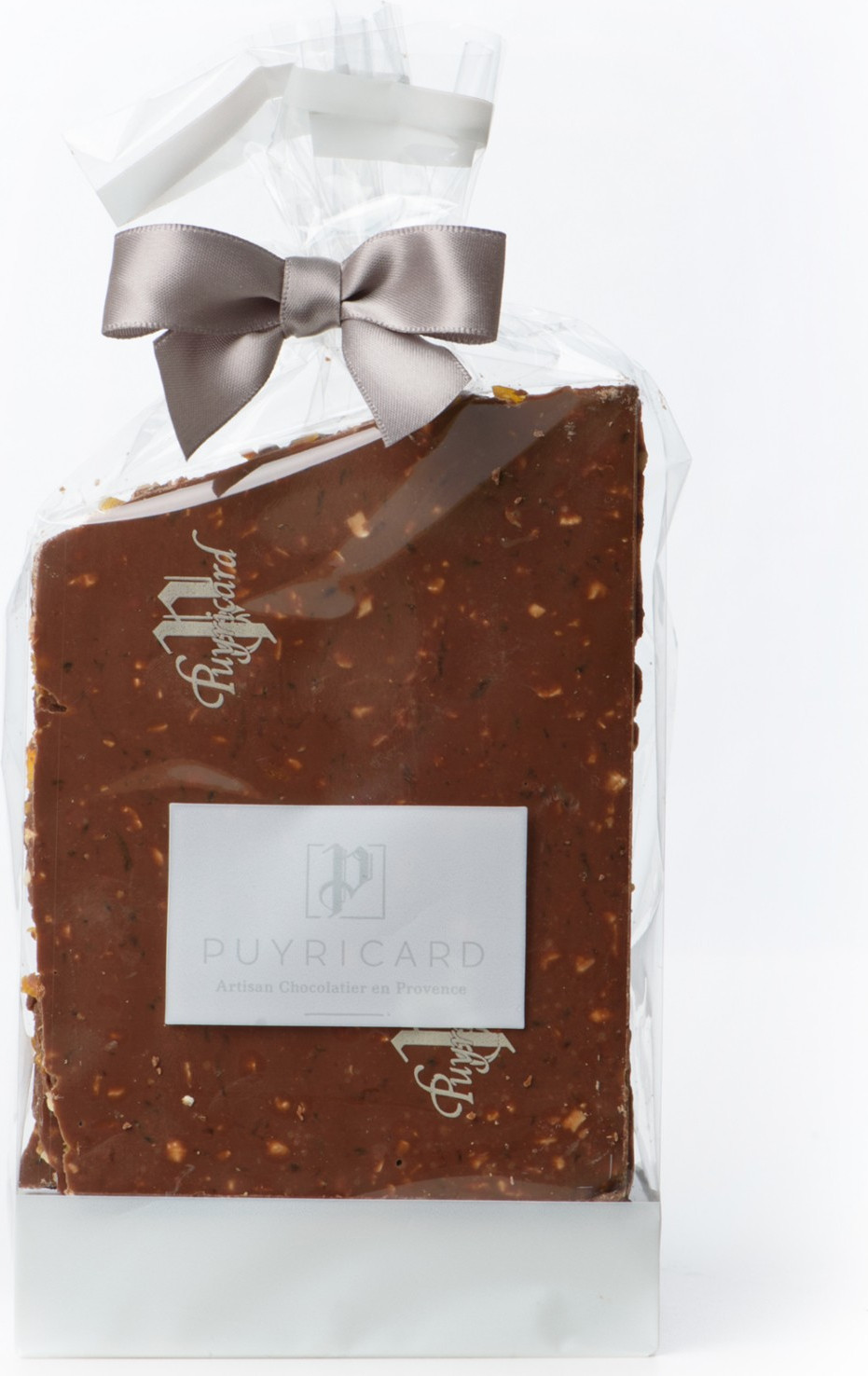 BALLOTIN BOX OF CHOCOLATE-COVERED CANDIED LEMON 200 G