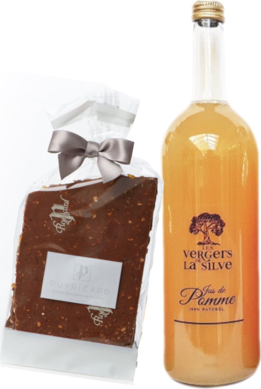 Ballotin 500g de chocolats Palets d'Or