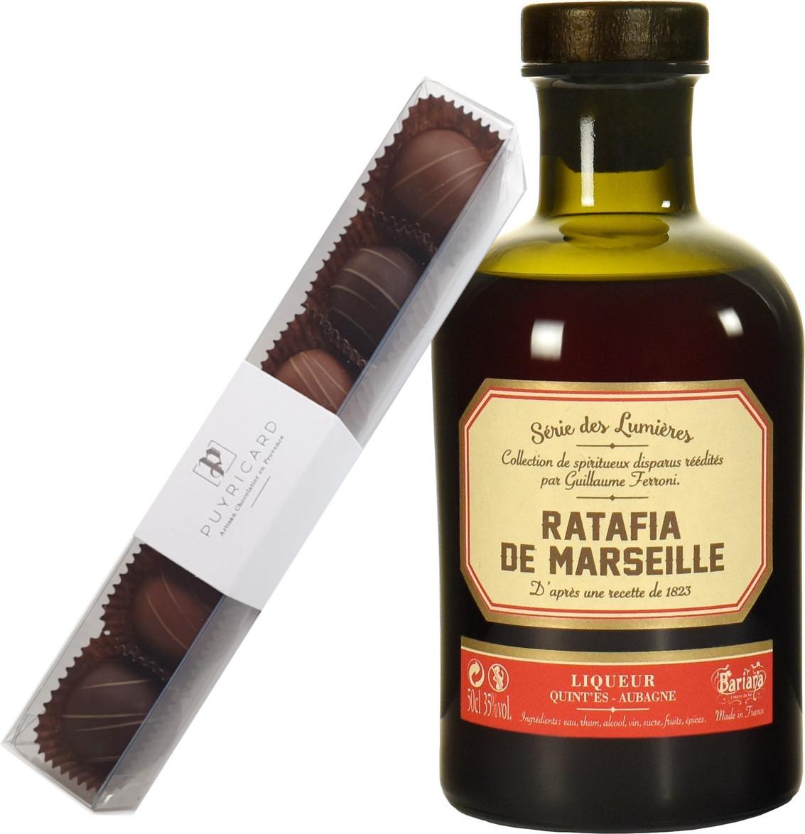 Le Croquant d'amour chocolat noir