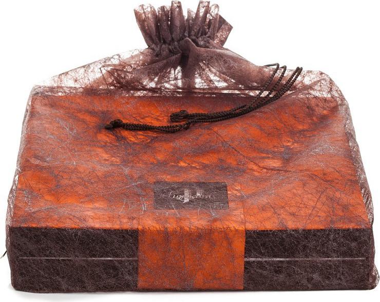 BALLOTIN BOX OF CHOCOLATE-COVERED CANDIED ORANGE 200 G