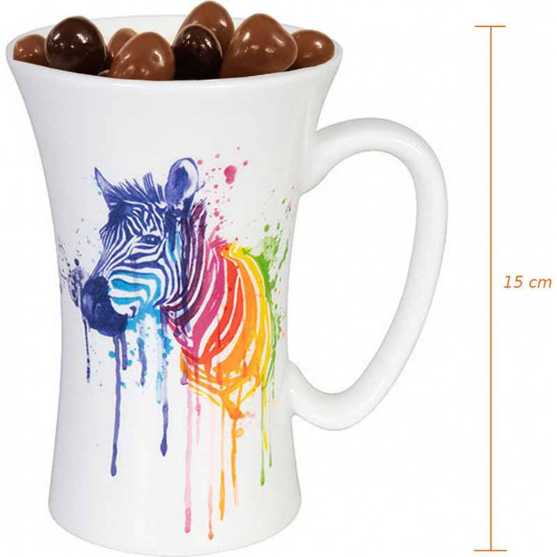 Mega Mugs gourmands Zèbre