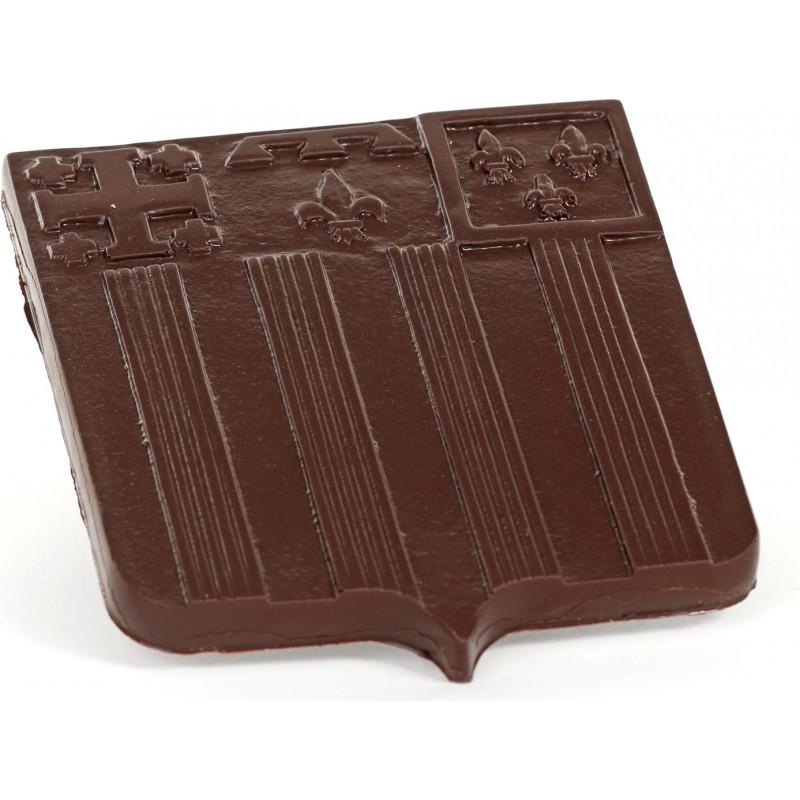 Blason en chocolat Aix-en-Provence 320g