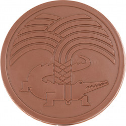 Chocolate coat of arms Nîmes 160g