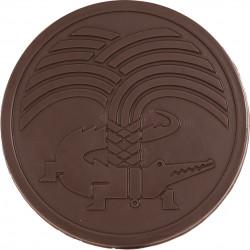 Blason en chocolat Nîmes 160g