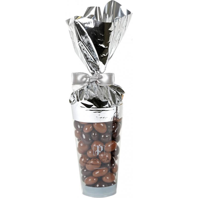 Cone of Amandas Avelinas - Chocolaterie de Puyricard