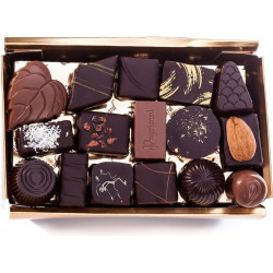 BALLOTIN BOX OF FINE CHOCOLATES 250 G