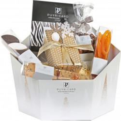 Mother's Day Chocolate Furoshiki Box Set