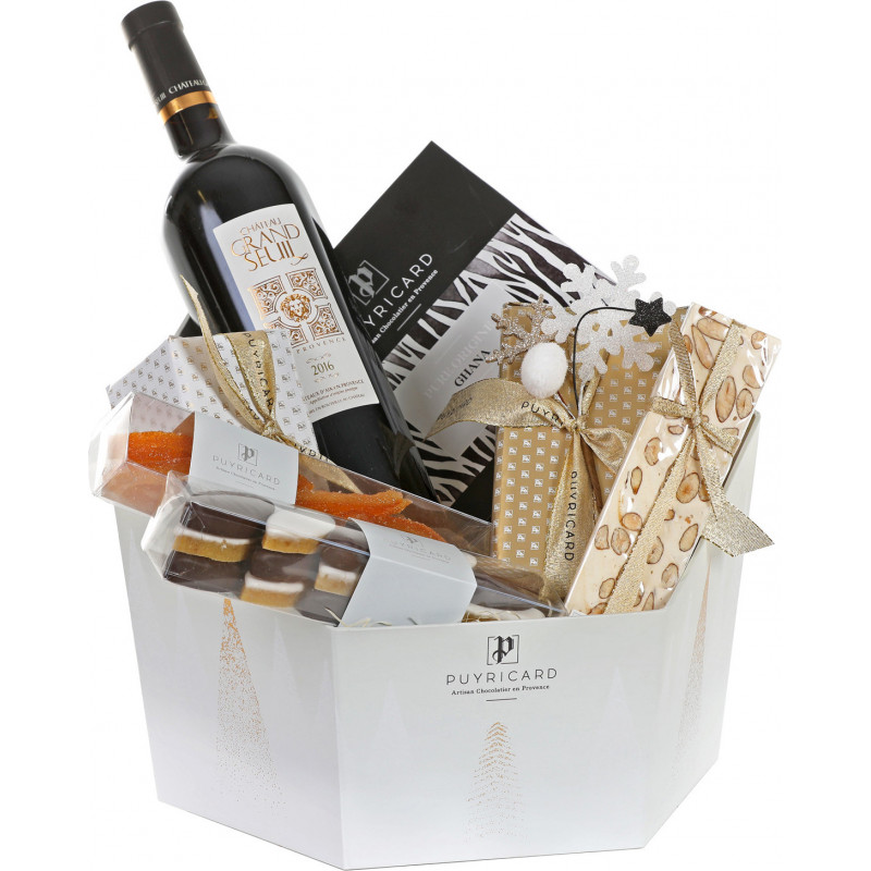 Gift Le Vrai Tasting Box Set 1.330kg