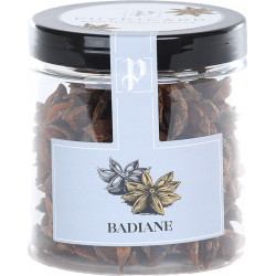 Badiane in pot