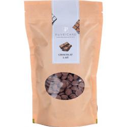 Chocolat lait en sachet 330g