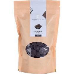 Chocolat noir en sachet