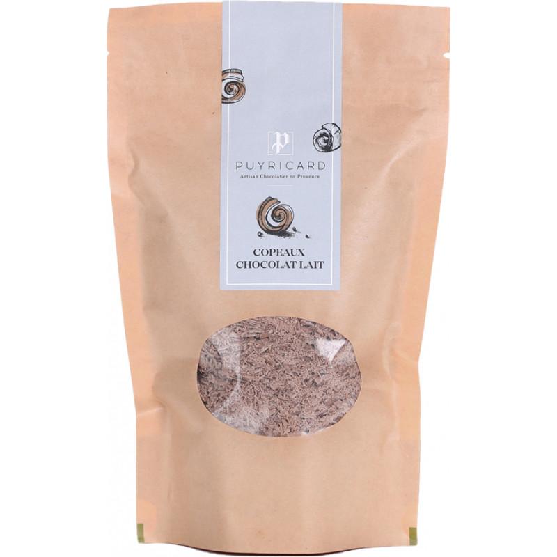 Copeaux de chocolat lait en sachet