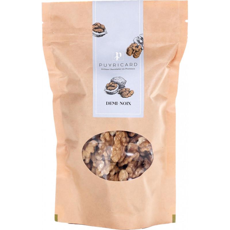 Half nut in a bag