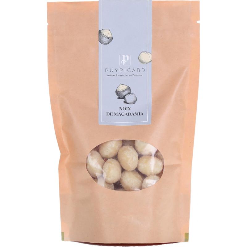 Noix de macadamia en sachet