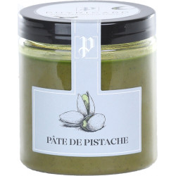 Potted pistachio paste