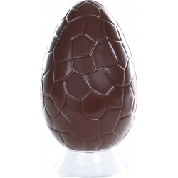 Easter Chocolate Egg with Scales 150g