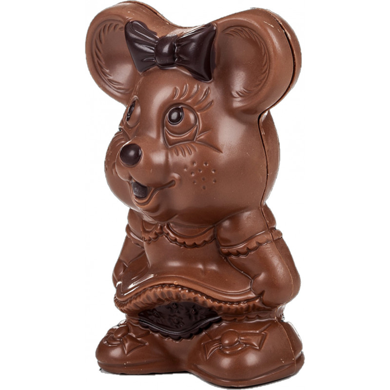 Easter Chocolate Minie Mouse 50g