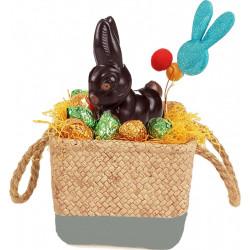 Le lapin caché de Pâques