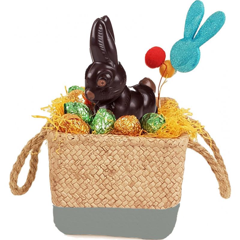 The hidden Easter rabbit
