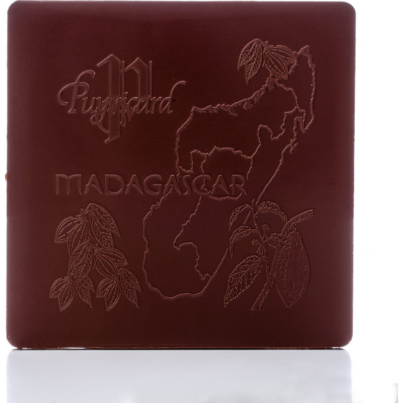 Tablette Pure Origine Madagascar 64%