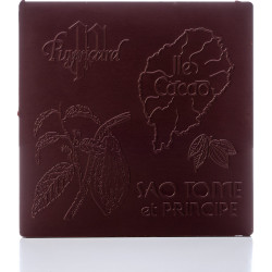 BAR OF PURE ORIGINE SAO TOME AND PRINCIPE 87% COCOA