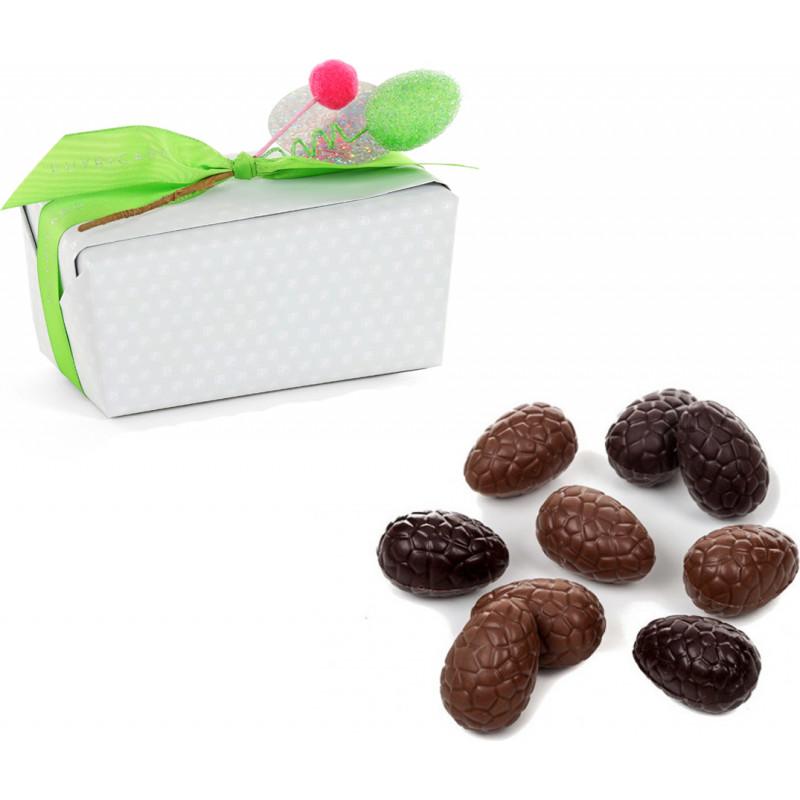 Ballotin 375g oeufs pralinés de Pâques au chocolat