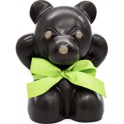 Panda en chocolat de Pâques garni 20cm