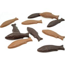 Ballotin d'anchois pralinés de Pâques en chocolat 230g