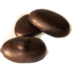 Bag of Kumquats coated with chocolate