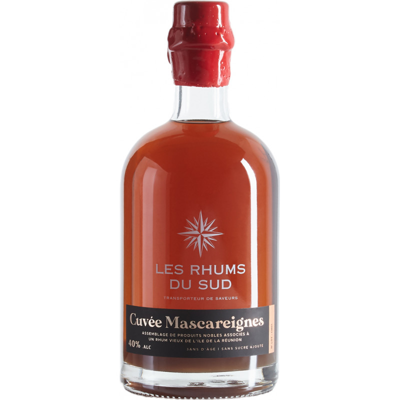 Mascareignes arranged rum 50cl