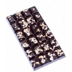 BAR OF DARK ALMONDS CHOCOLATE