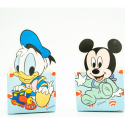Mickey and Donald Duck
