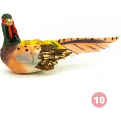 Pheasant figurine