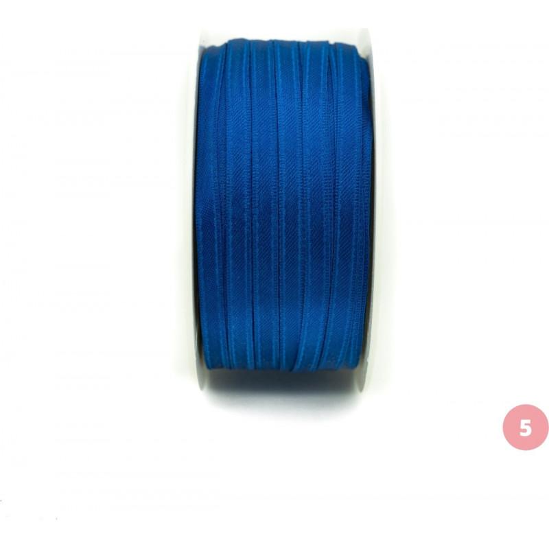 Royal blue satin ribbon