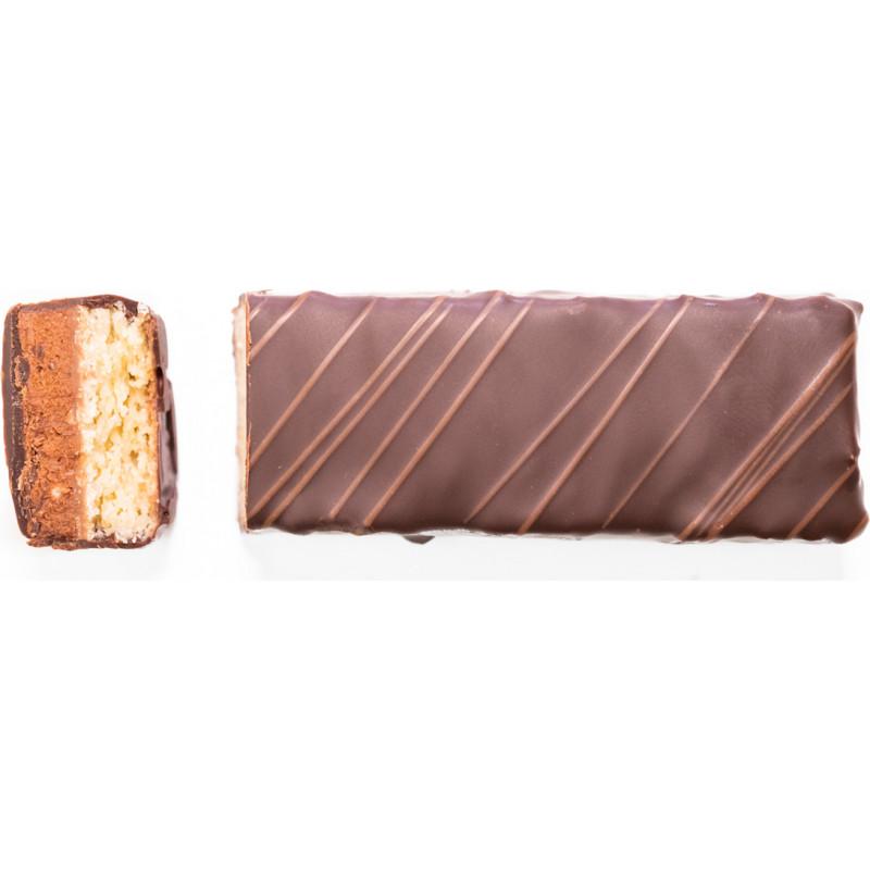 Barre chocolat noir coco puyricard
